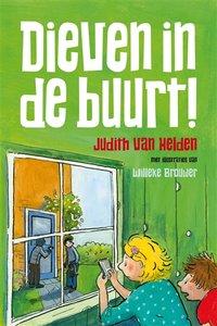 """(4) JEUGDBOEK Judith van Helden """"Dieven in de buurt"""""""