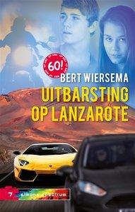 """JEUGDBOEK Bert Wiersema """"Uitbarsting op Lanzarote"""""""