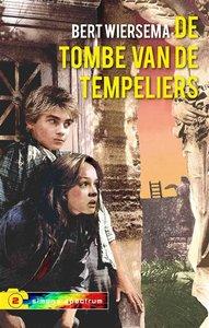 """KINDERBOEK Bert Wiersema """"De tombe van de tempeliers"""""""