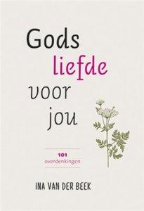 """DAGBOEK Ina van der Beek """"Gods liefde voor jou"""""""