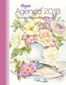 """AGENDA 2018 Mattie de Bruine """"Rozen"""""""