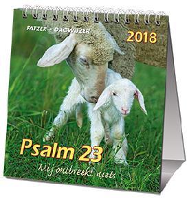 """KALENDER 2018 Fatzer  """"Psalm 23"""" SV"""