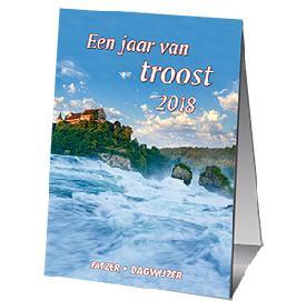 "KALENDER 2018 Fatzer ""Jaar van Troost"" HSV minikalender"