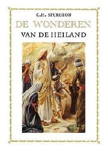 """BOEK C.H. Spurgeon """"Wonderen van de Heiland"""""""