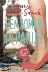 """JEUGDBOEK Denise Grover Swank """"Een zomer in Parijs"""""""