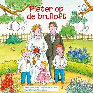 """KINDERBOEK Willemieke Kloosterman """"Pieter op de bruiloft"""""""