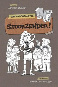 "KINDERBOEK  Janwillem Blijdorp ""Stoorzender"""