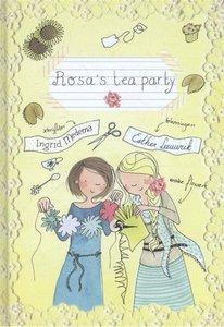 """KINDERBOEK Ingrid Medema """"Rosa's teaparty"""""""