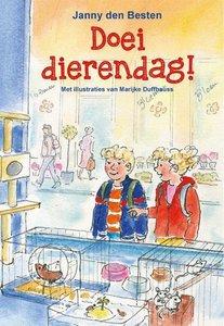 """KINDERBOEK Janny den Besten """"Doei dierendag"""""""