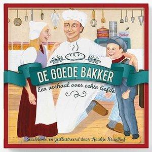 """KINDERBOEK Sjoukje Kruidhof """"De goede bakker"""""""