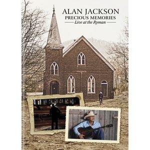 "DVD Alan Jackson ""Precious Memories"""