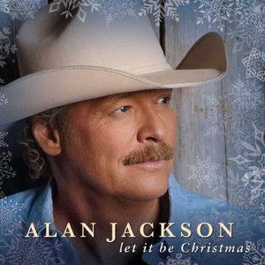 "CD Alan Jackson ""Let it be Christmas"""