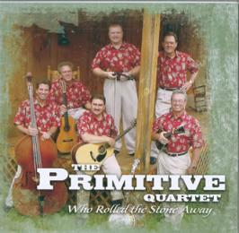 """CD Primitive Quartet, """"Who Rolled The Stone Away"""""""