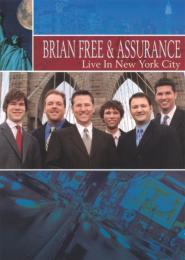 "DVD Brian Free & Assurance ""Live In New York City"""
