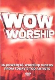 """DVD Various Artists """"WOW Worship"""""""