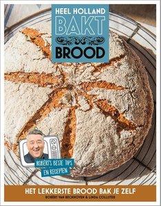 """CREATIEF Robèrt van Beckhoven """"Heel Holland Bakt Brood"""""""