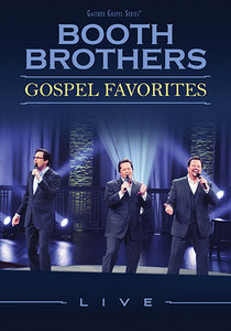"DVD Booth Brothers ""Gospel Favorites"" LIVE"