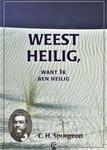 Weest Heilig, want Ik ben heilig - boek C.H. Spurgeon   mcms.nl