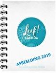 LEEF! Agenda 2021 groot formaat | MCMS.nl
