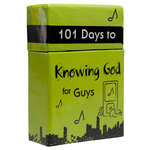 "Box of Blessings - ""101 Days to Knowing God for Guys"""