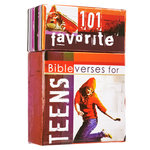 "Box of Blessings - ""Bible Verses For Teens"""