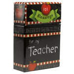 "Box of Blessings - ""101 Blessings For My Teacher"""