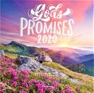 God's Promises - Wandkalender 2020 Large