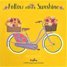 Follow the Sunshine - Wandkalender 2020 Large