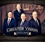 Life Is A Song CD - Greater Vision | mcms.nl