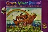 Ark van Noach - grote vloerpuzzel | mcms.nl