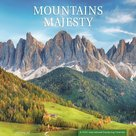 Mountains Majesty - 2022 Standaard wandkalender large 30x30cm | mcms.nl