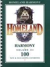 Homeland-Harmony-Volume-III