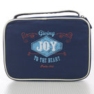 Biblecover 'Joy' blue