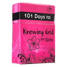 "Box of Blessings - ""101 Days to Knowing God for Girls"""