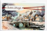 Christmas Blessings - Thomas Kinkade | mcms.nl