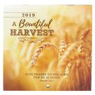 A Bountiful Harvest 2019 wandkalender small | MCMS.nl