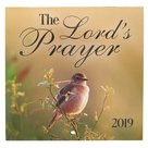 The Lord's Prayer 2019 wandkalender small | MCMS.nl
