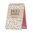 Back To Basics 2019 Bureau kalender | MCMS.nl