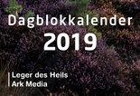 Dag in Dag uit 2019 dagblokkalender