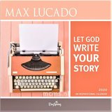 Let God Write Your Story - Max Lucado wandkalender 2020 Large