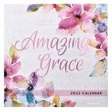 Amazing Grace 2022 - wandkalender 25x25   mcms.nl