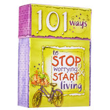 "BOX OF BLESSINGS ""101 Ways To Stop Worrying""_10"
