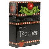 """BOX OF BLESSINGS """"101 Blessings For My Teacher""""_10"""