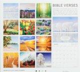 "WANDKALENDER ""Bible Verses""_10"