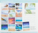 "WANDKALENDER ""Footprints""_10"