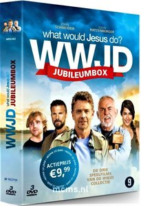 WWJD - What Would Jesus Do? Jubileumbox