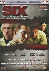 SIX - the mark unleashed | thriller | mcms.nl