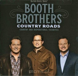 Country Roads CD - Booth Brothers | mcms.nl