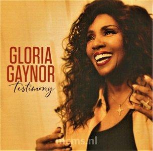 Testimony CD - Gloria Gaynor   MCMS.nl