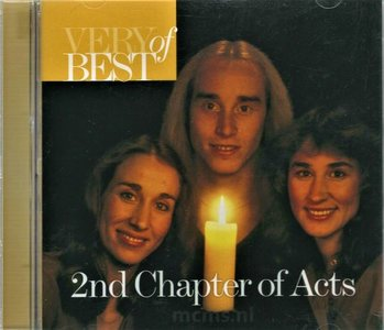 Very Best of 2nd Chapter of Acts CD | MCMS.nl